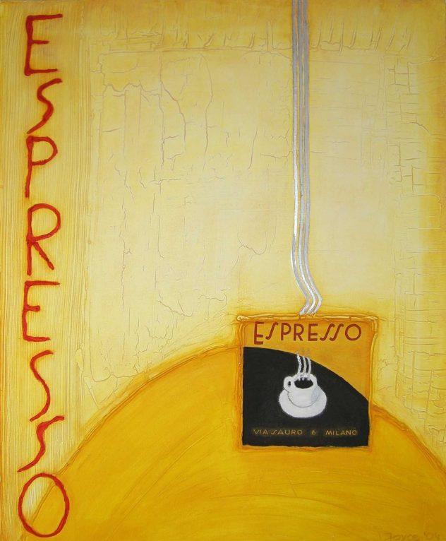 "Joyce Behrens ""Espresso"""