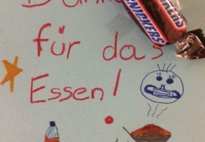 Danke schön